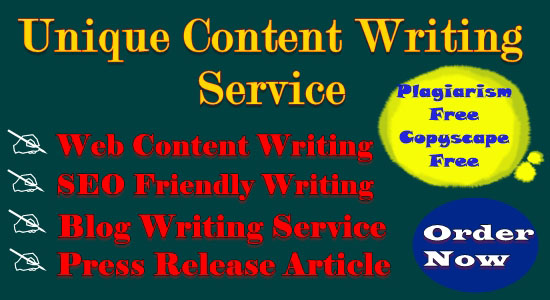 2000 Words Unique Article Writing,  Blog Writing And Press Release Article