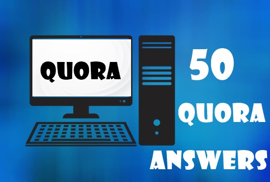 Promote Your Website 50 QUORA Answers