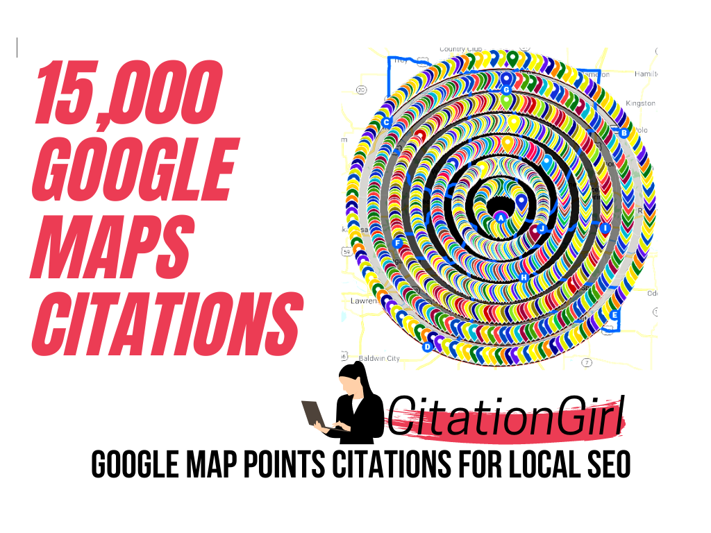 300 google map citations for local seo