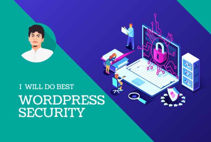 I will do best wordpress security 4 Hours