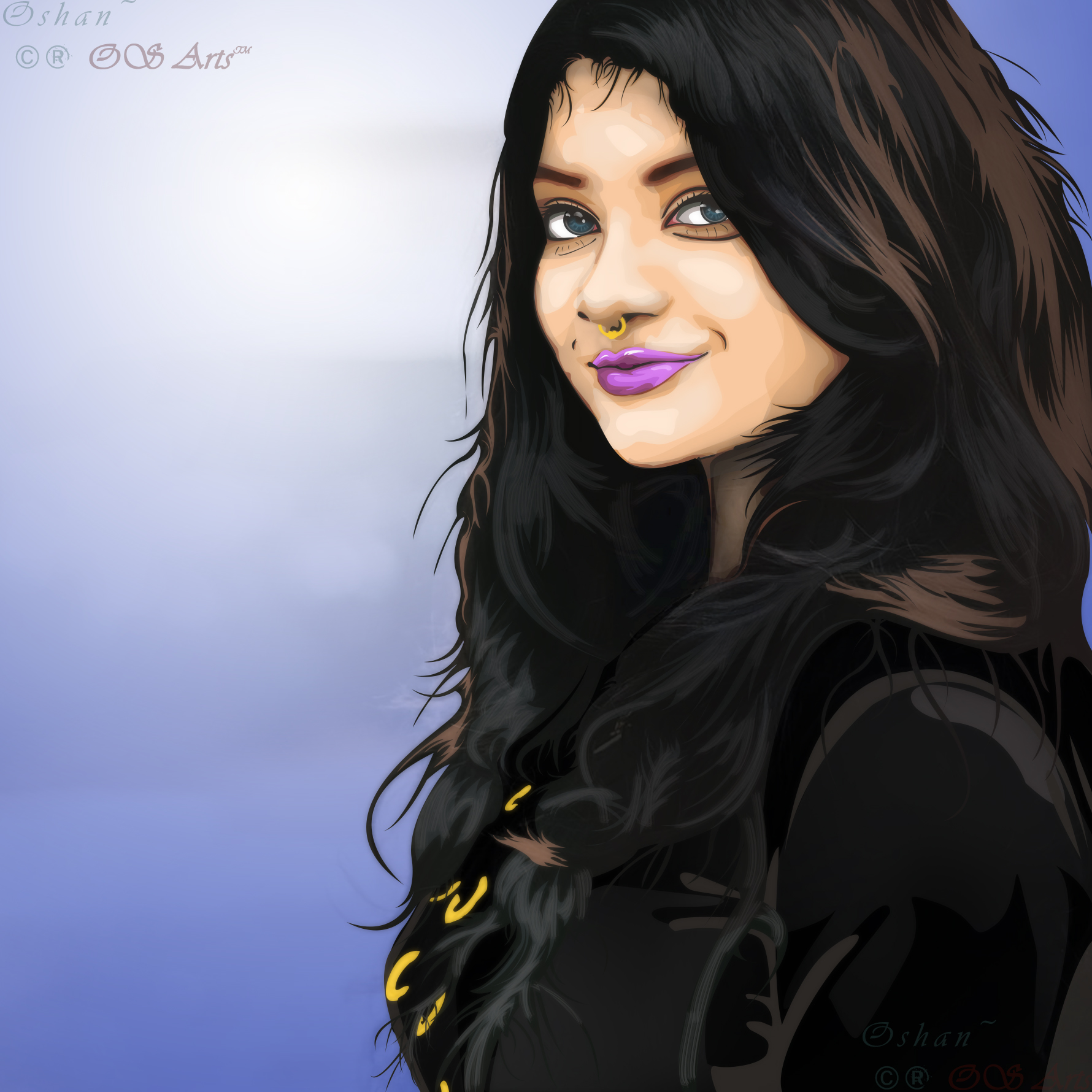 I will Draw,  Create your Photo in to Vexel art Vector art