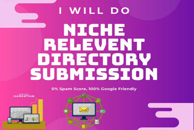 I will do 100 Directory Submission