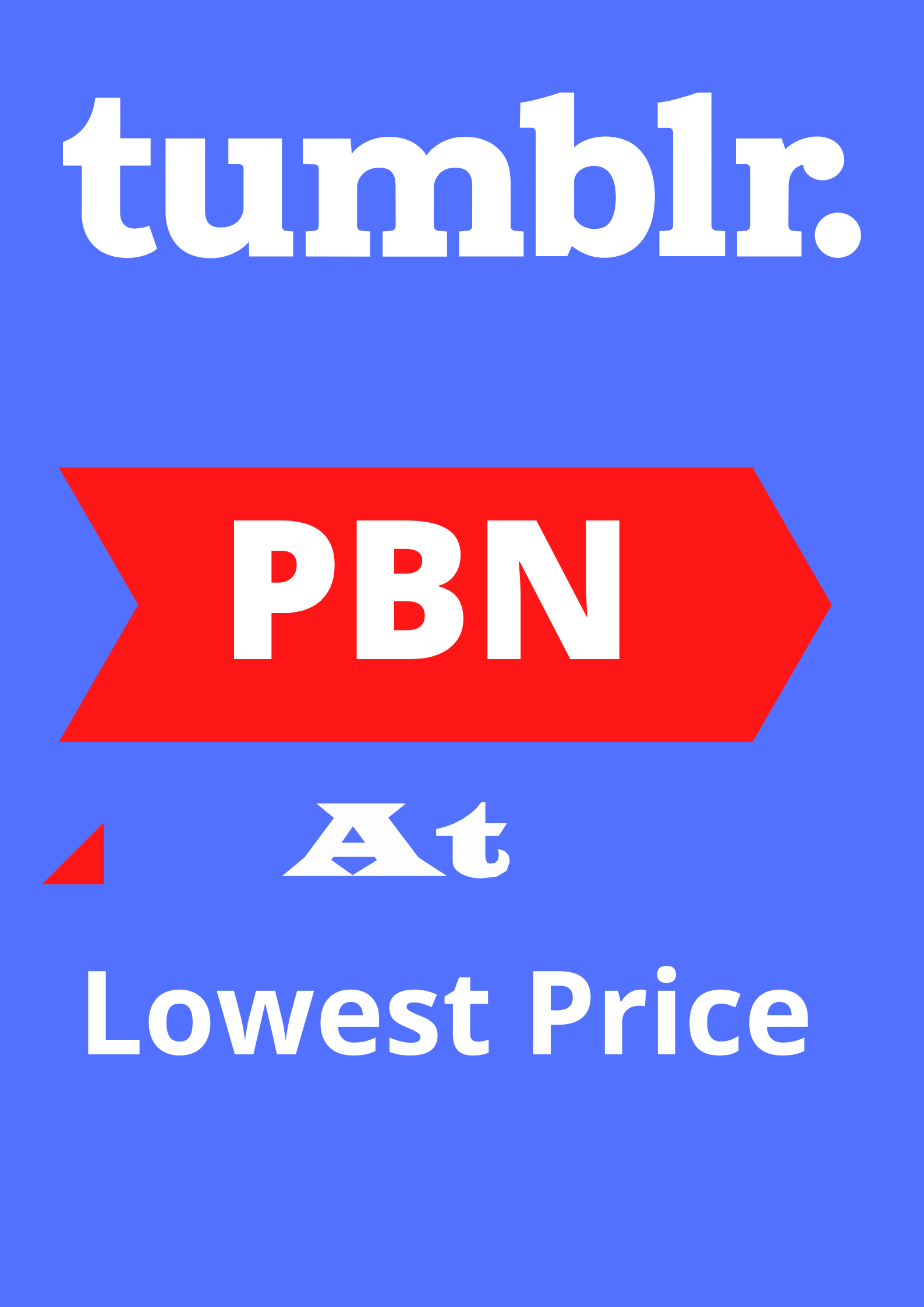 Get 10 Tumblr Pbn Backlinks for web trrafic - seo top rated
