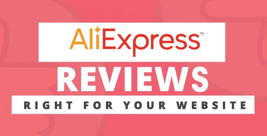 I will import reviews from aliexpress to woocommerce website