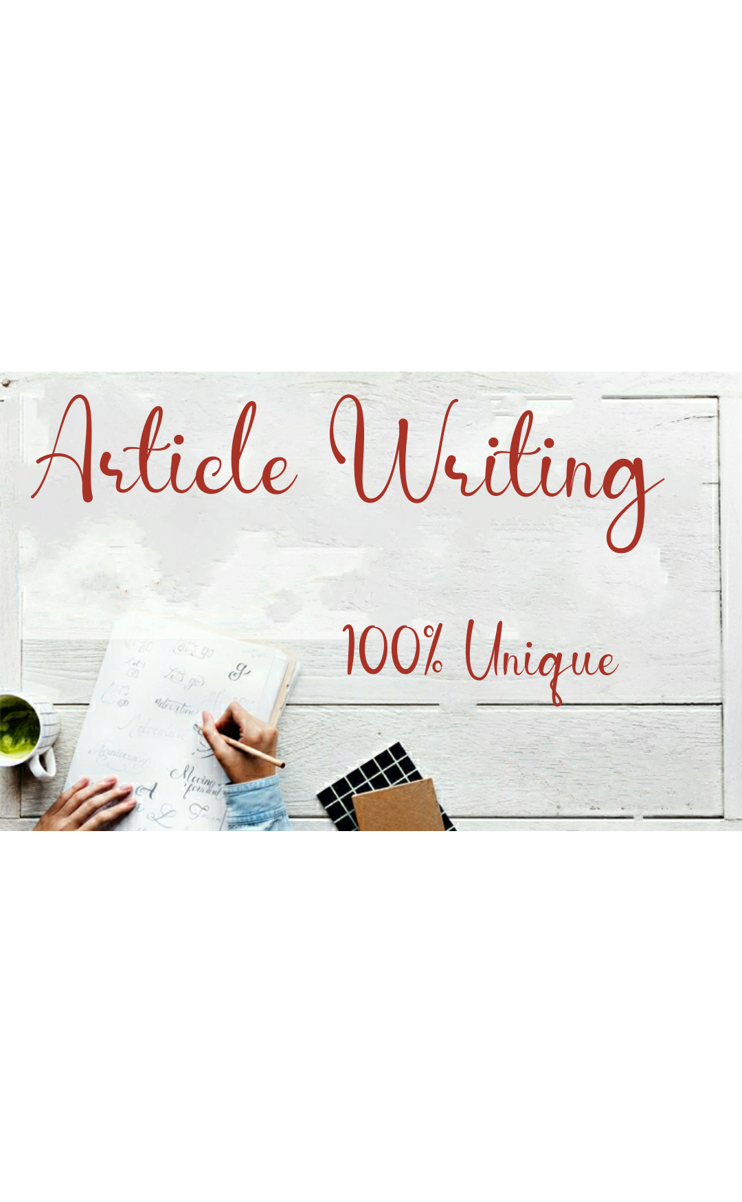 Premium Quality Article/Content writing 500-800 Words
