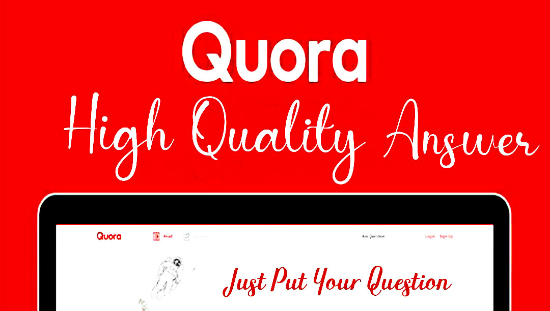 30 quora answers with your link for increasing high traffic