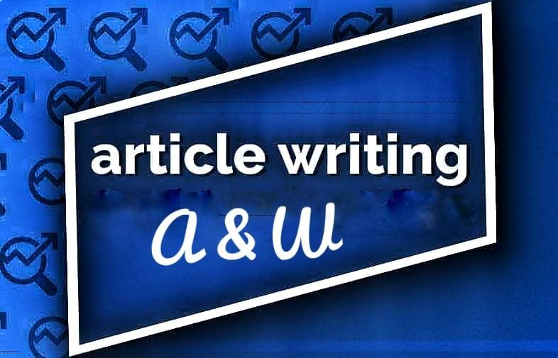 I will provide 500 - 1000unique article writing