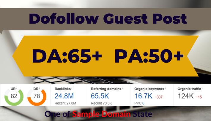 High authority Guest Post on Penzu and ko-fi. com DA 65 plus