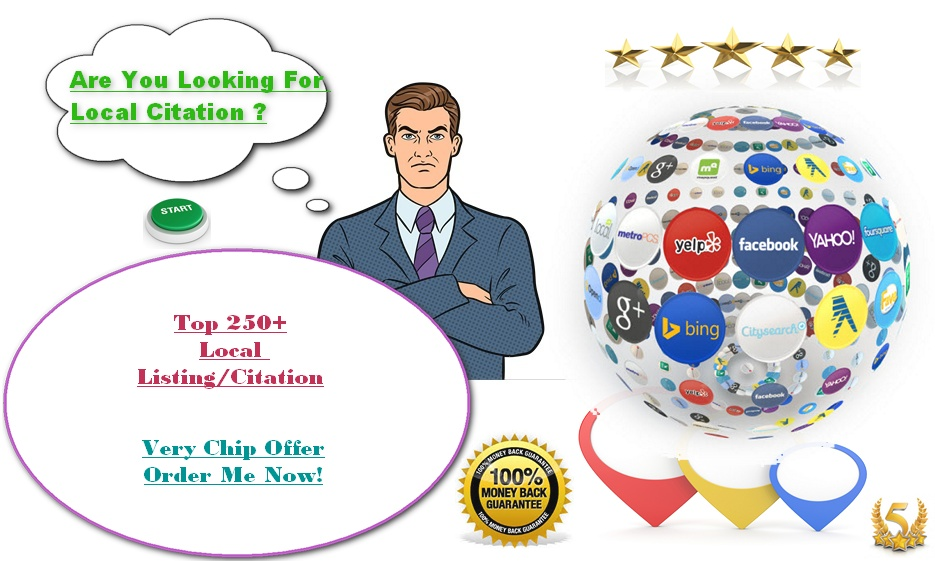 250 Local listing Business Directories on local area