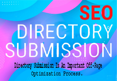 I Will Do 30 Directory Submission for Your Website
