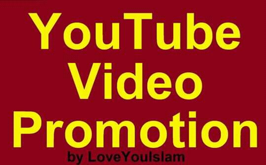 Get YouTube High Quality Promotion Marketing Super fast