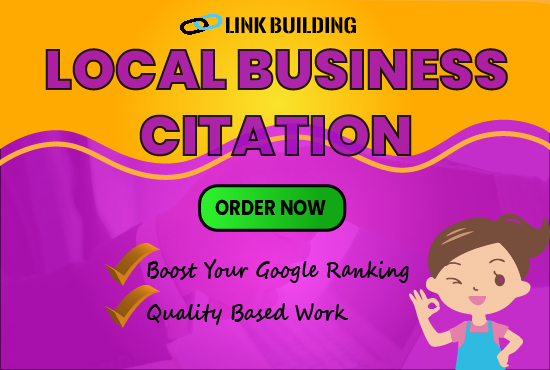 I Will Do 30 High Quality Local Citations Or Local Business Listing