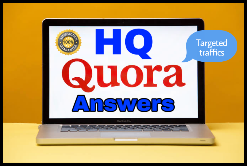 Boost your website with 10 HQ quora answers