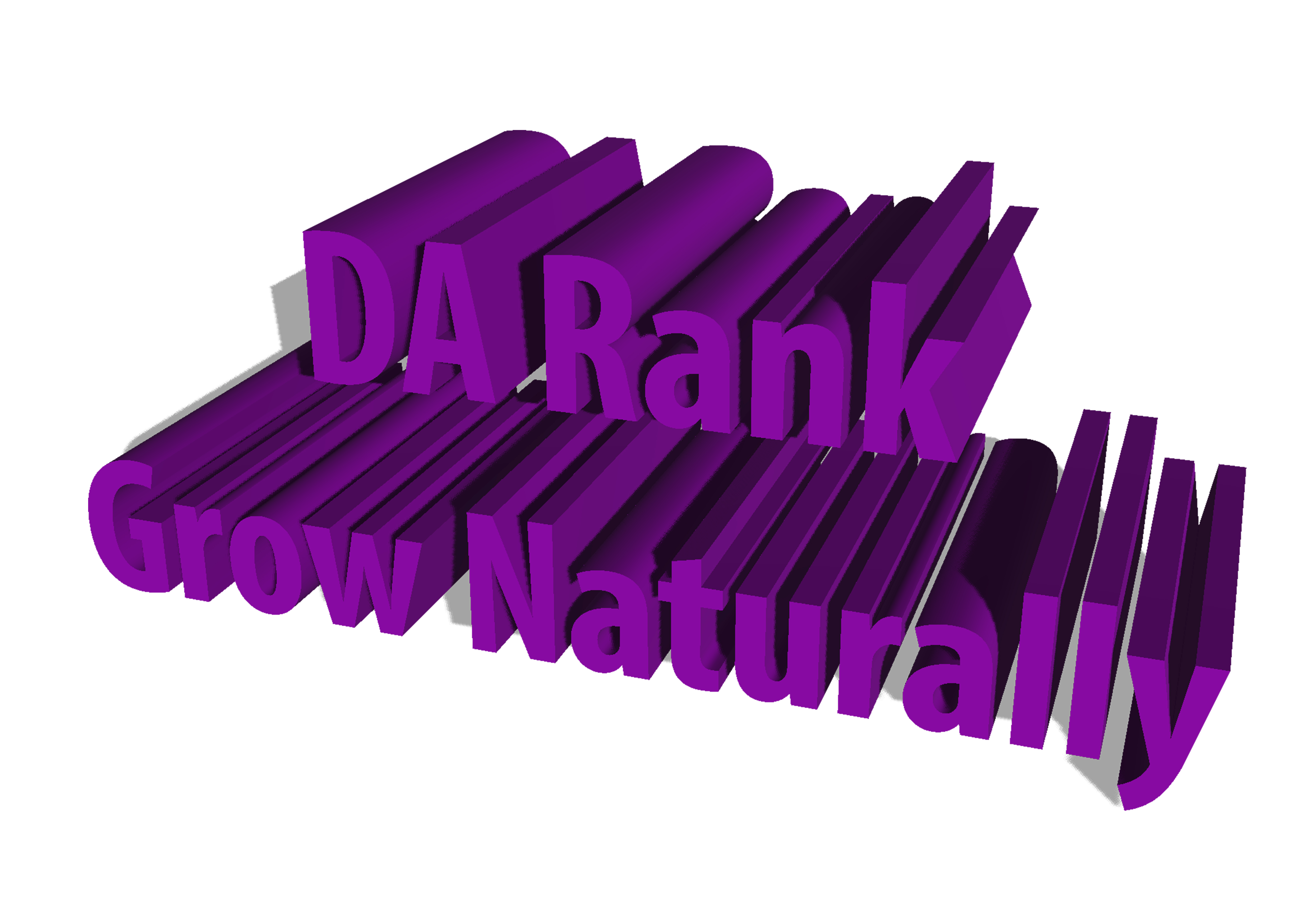 Grow your sit's DA Rank naturally and show in google 1'st page