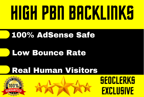 60 PBN Backlinks homepage permanent dofollow link with high DA PA