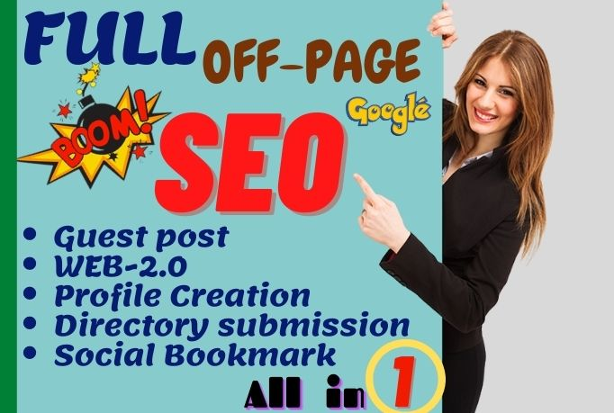 Manually Done 250+ Combo Back-links SEO Linkbuilding Package To Improve Your Ranking Toward Page 1