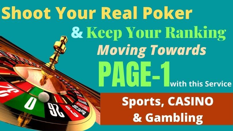 Powerful Combo Backlinks CASINO,  SORTS Niche poker Skyrocket SEO Linkbuilding for Ranking.