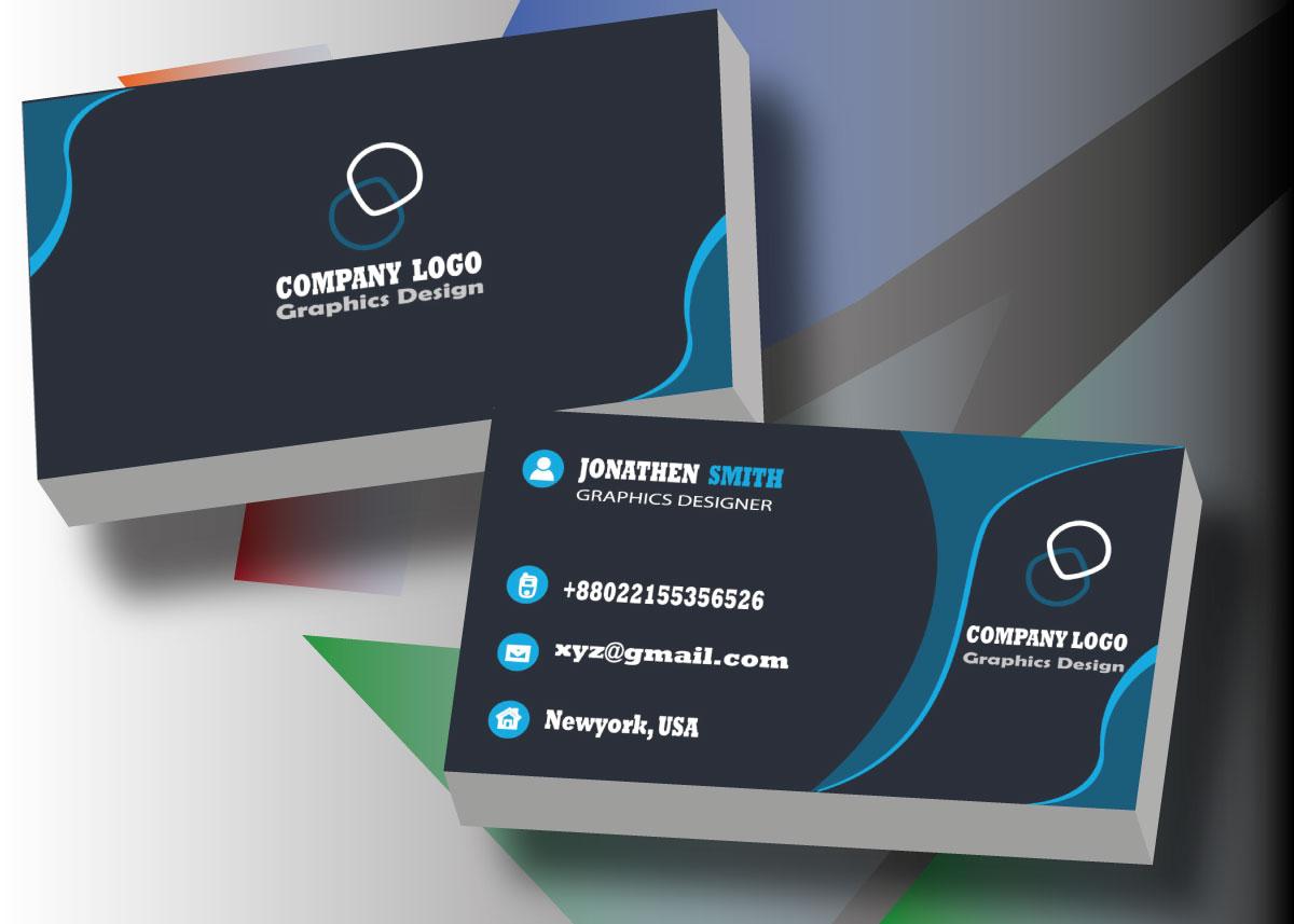I will provide creative and unique business card