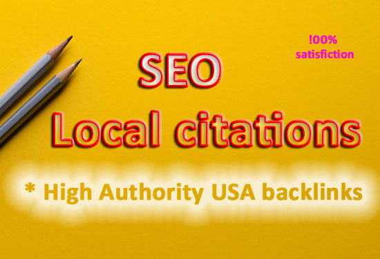 I will Local SEO citation submission upto 3o sites