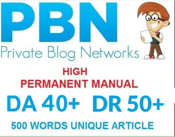 30 web 2.0PBN backlinks from Unique 30 domains