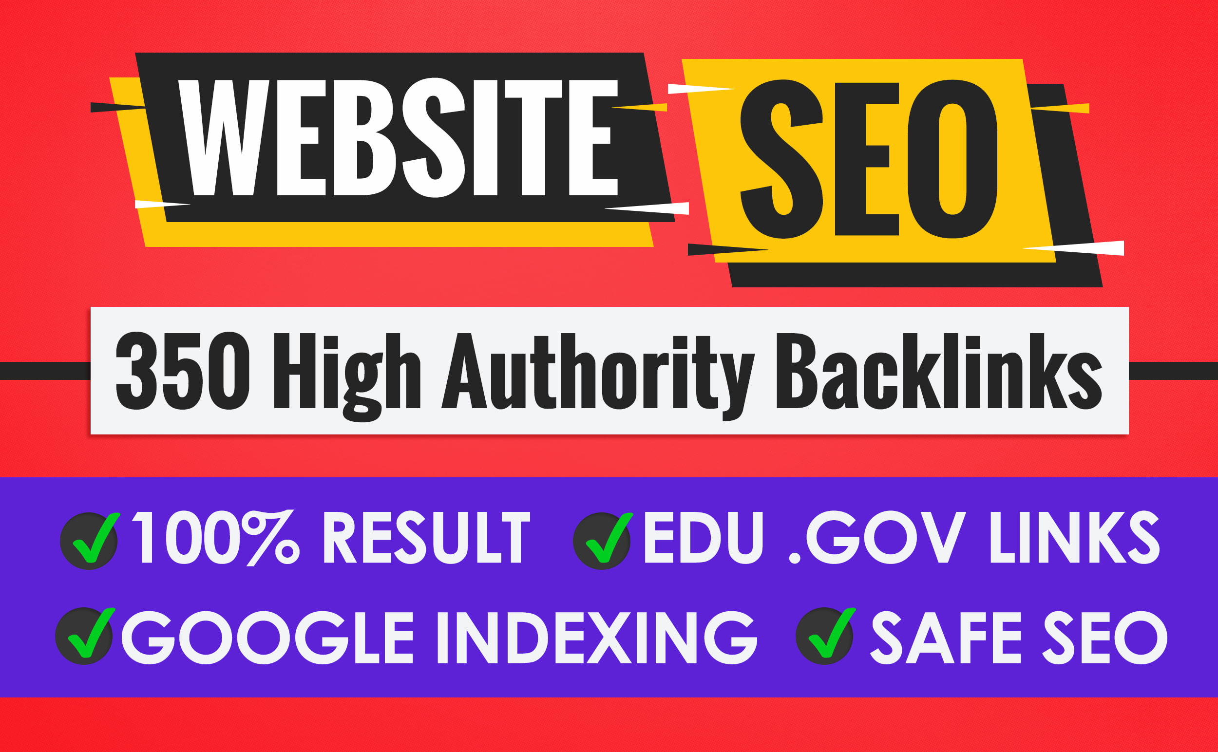 Create 350+web2.0 Backlink in your website hompage with HIGH DA/PA/TF/CF with unique websites