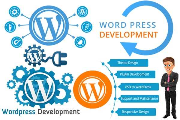 I will create responsive,  modern,  attractive wordpress website and e-commerce store by woocommerce