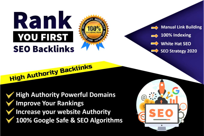 I will do 200 mix high-quality SEO backlinks