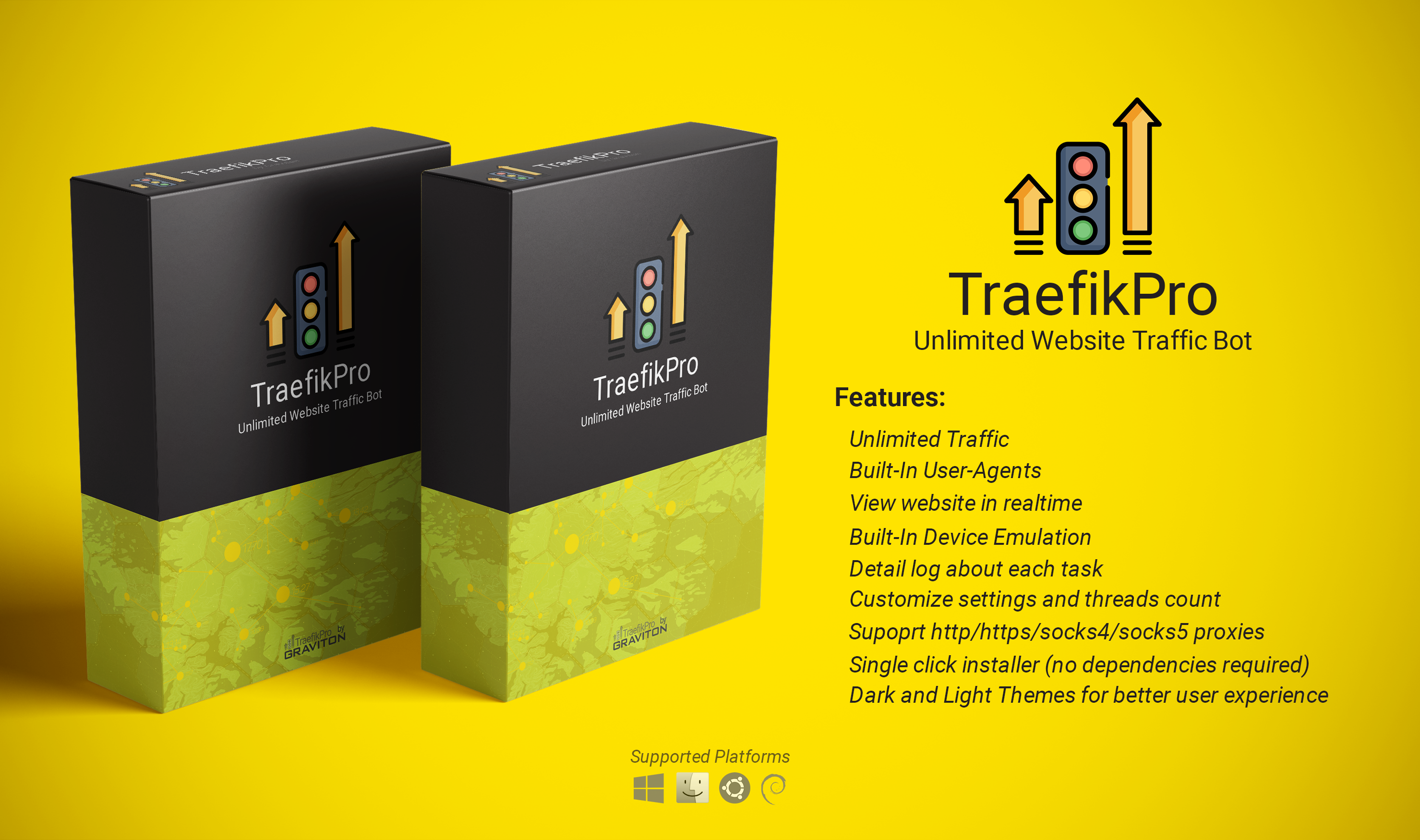 Generate UNLIMITED Realtime Website Traffic