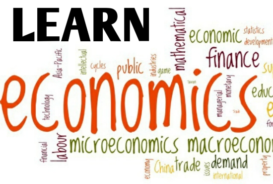 LEARN ECONOMICS FROM BEGINNING