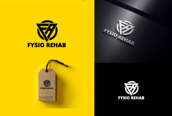 I will do modern business,  website and minimalist logo design