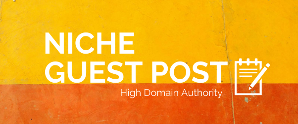 Publish 20 Guest Post on High Authority Backlinks