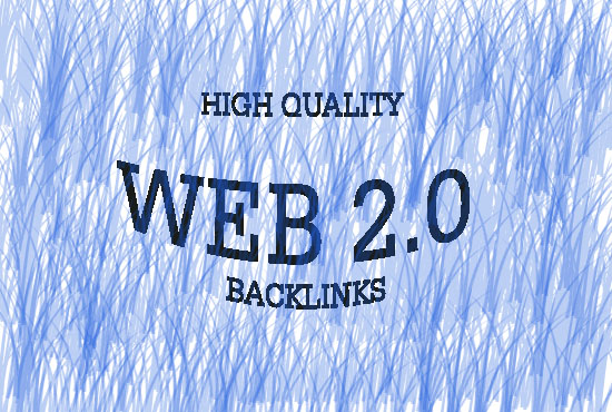 I will provide 50 off page SEO high quality Da Web2 backlinks