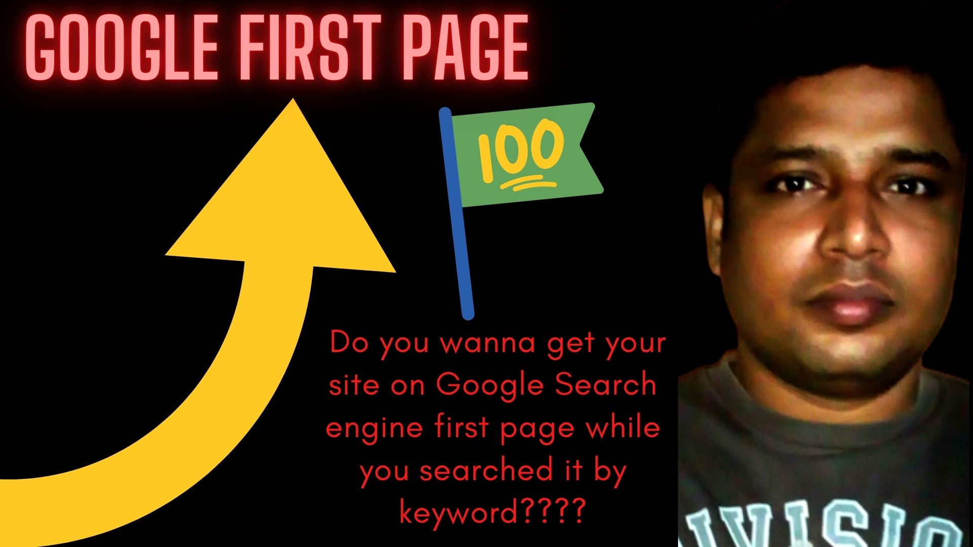 I will bring Google First Page to your site