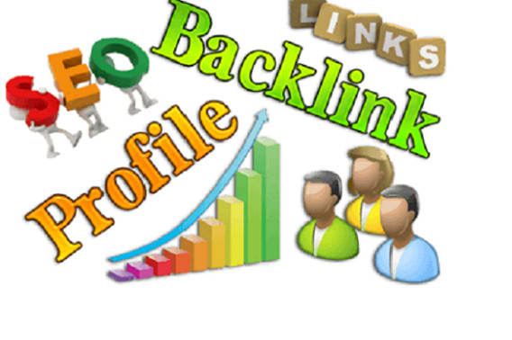 Do 1000 high domain authority SEO profile backlinks for SEO Top ranking