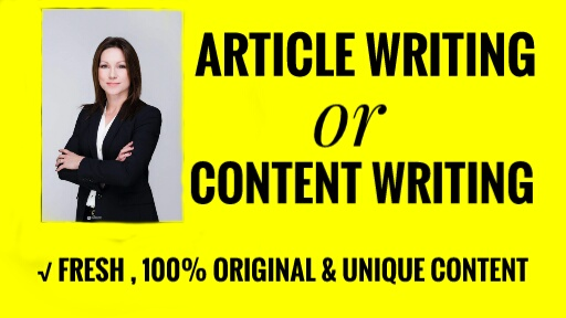 Get 500+ word Unique Articles In Your Topic - Fast,  Quick,  & Readable