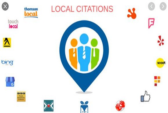 I will do HQ DA 100 local listings citation directory submission manually