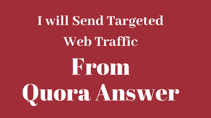 20 High Quality backlinks Niche Relevant Quora Answers
