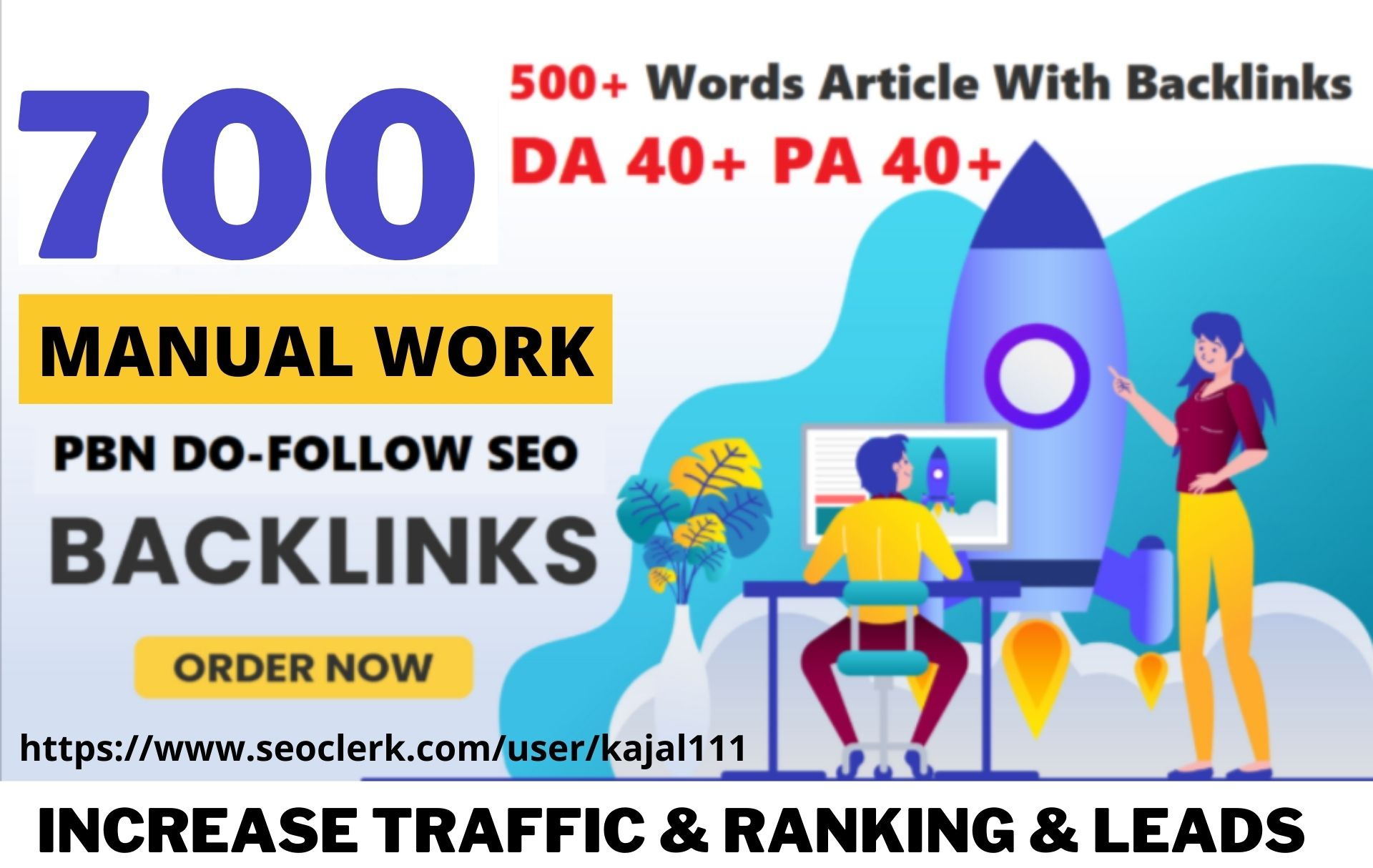 700+ Permanent PBN Backlinks Web2.0 With High DA 40+PA40+ Do-follow Links Homepage Unique website