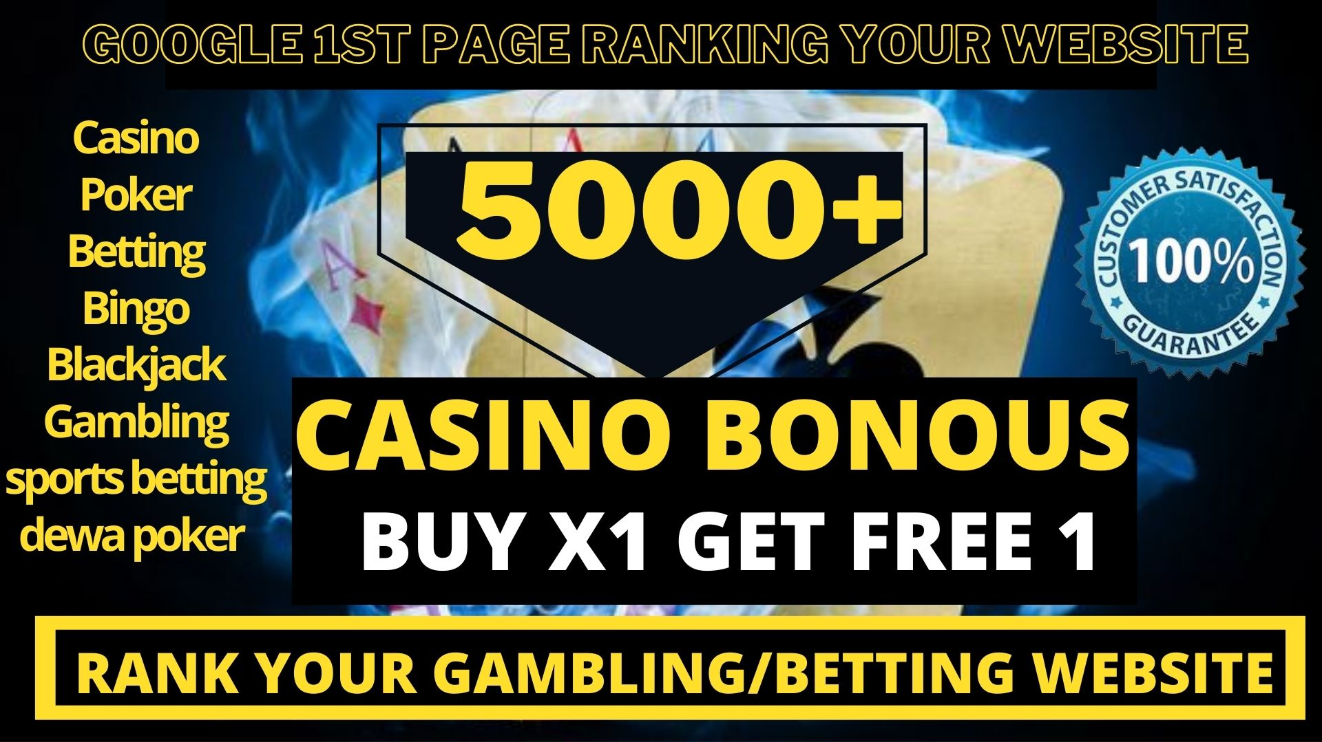 best 5000+Parmanent CASINO/POKER/Gambling/Sports Betting/Judi bola related online web2.0 unique site