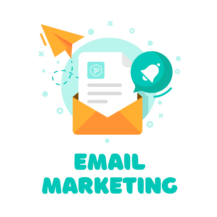 give you email marketing server to send your email campaign