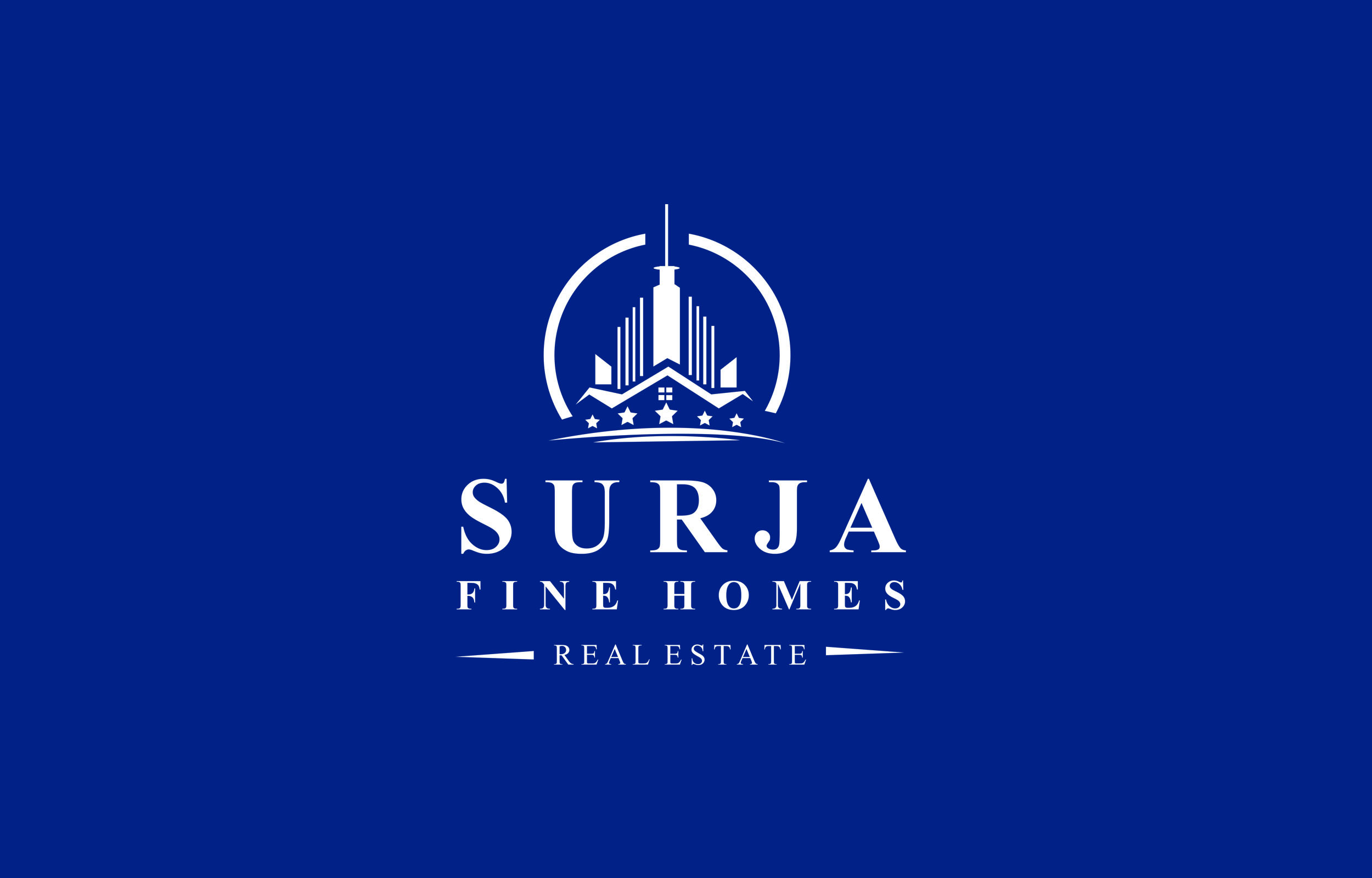 I will design real estate or property management logo