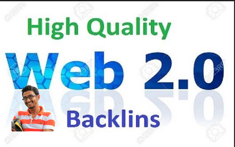 I will rank your blog with 30 off page SEO web 2 0 backlinks