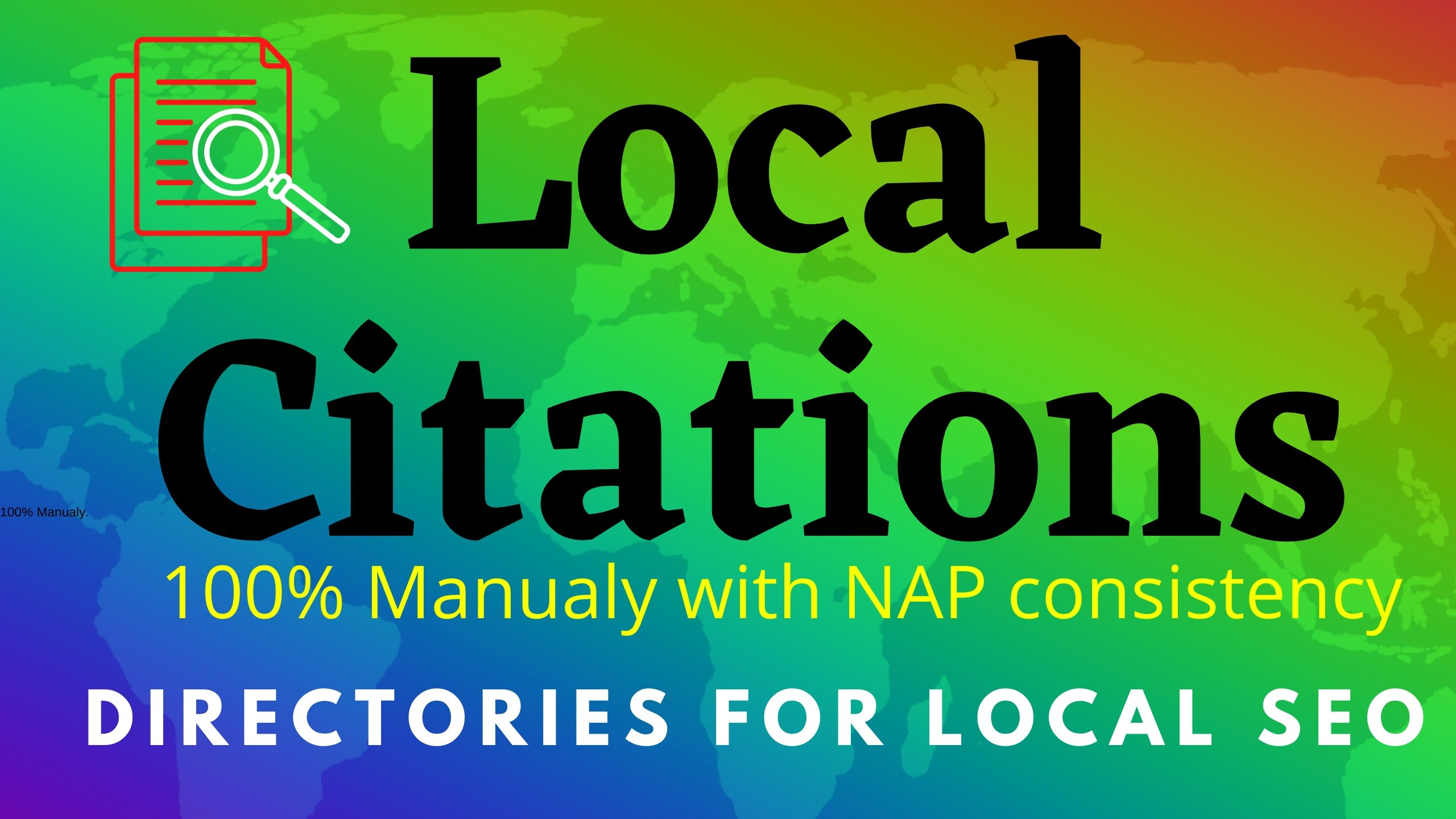 I will do best local citations and directories for local SEO
