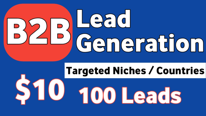 I will collect 200 targeted b2b leads linkedin leads and email lists