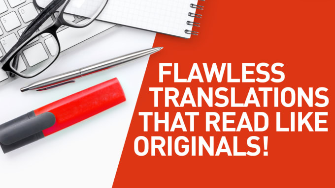 I will translate all kind of content in any language of your choice