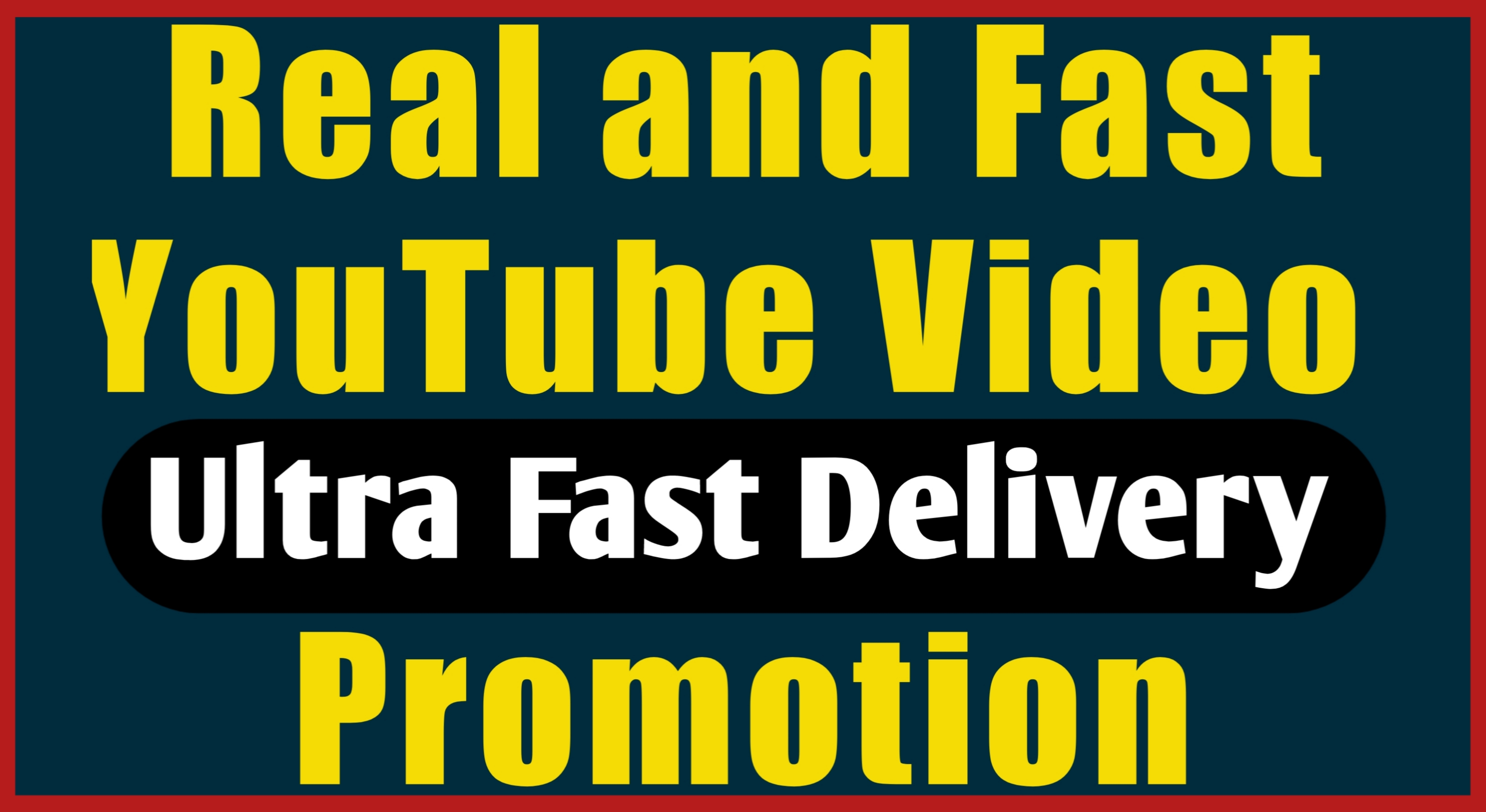 Instant Start Good Retention Youtube Video Promotion and Marketing