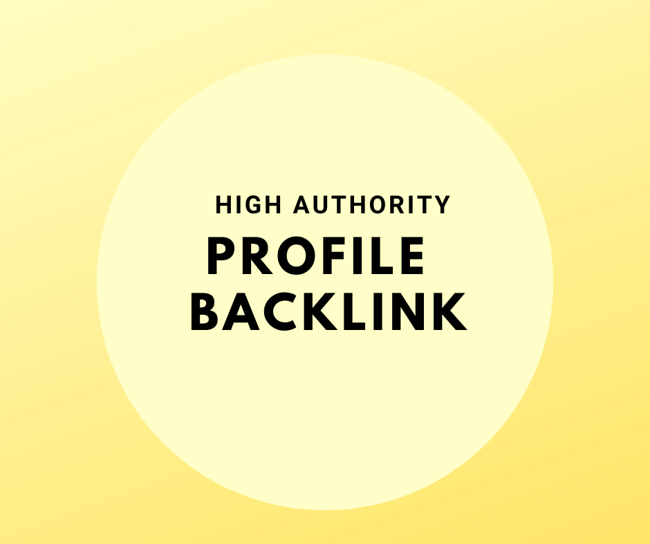 100 Social Highly Authorized Google Dominating BACKLINKS