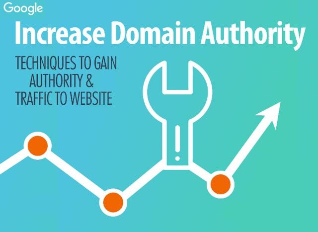 Increase Domain Authority MOZ DA 50+ Guaranteed In 20 Days