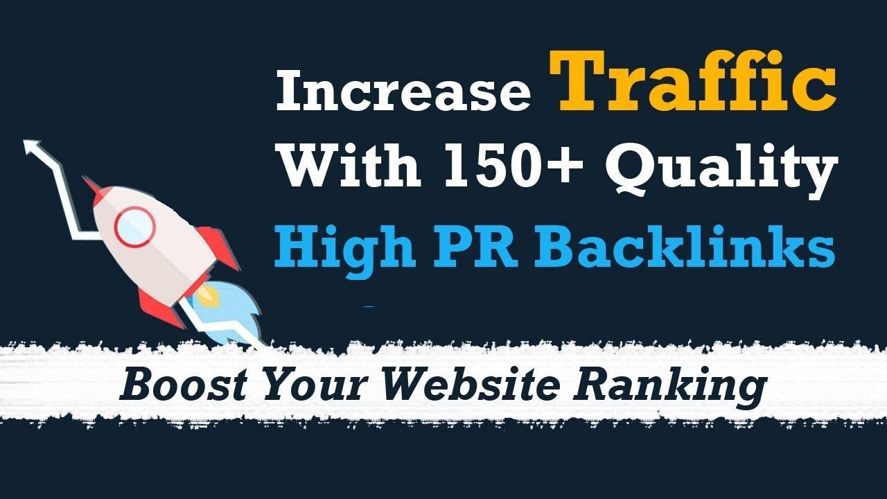 150 Best quality google ranking dofollow backlinks