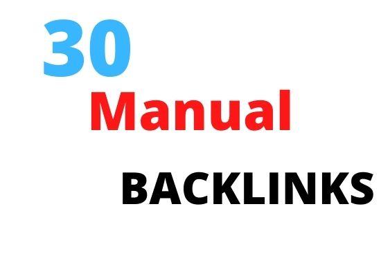 I will build do follow backlinks from pins
